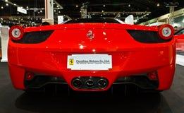 Ferrari 458 Italia Royalty Free Stock Photos