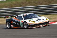 Ferrari 458 Italia GT3 Royalty Free Stock Photography