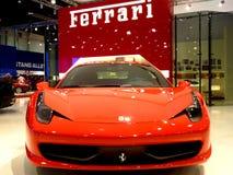 Ferrari 458 Italien Stockbilder