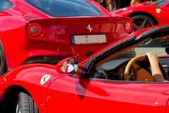 Ferrari Immagine Stock