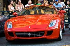 Ferrari 599 Imagen de archivo