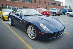 Ferrari 599 GTB Royalty Free Stock Images