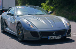 Ferrari 599 GTO Stock Photography