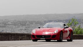 FERRARI 599 GTO (2010) Royalty Free Stock Photography