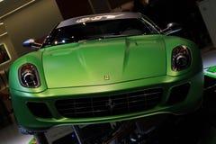 Ferrari 599 HY-KERS Imagens de Stock