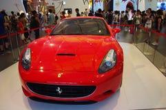 Ferrari 599 HY-KERS Stockbild
