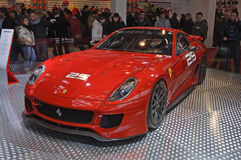 Ferrari 599 XX Royalty Free Stock Image