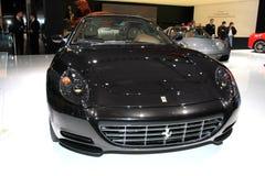 Ferrari 612 Scaglietti Royalty-vrije Stock Foto's