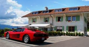 Ferrari Image libre de droits