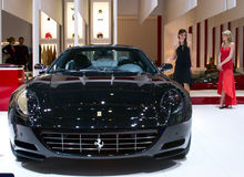 Ferrari images libres de droits