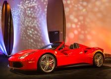 2017 Ferrari 488 Zdjęcia Stock