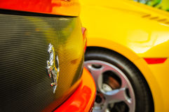 Ferrari Photos stock