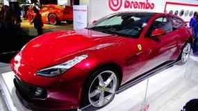 Ferrari fotografía de archivo libre de regalías