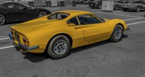 Ferrari Στοκ φωτογραφίες με δικαίωμα ελεύθερης χρήσης
