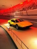 Ferrari in Abu Dhabi Royalty Free Stock Images