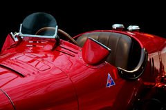Ferrari Alfa Romeo Tipo B P3 Royalty Free Stock Photos