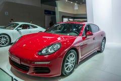 Ferrari-autoreeks Stock Foto