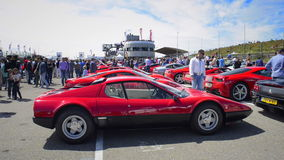 Ferrari 512 Berlinetta Boxer Royalty Free Stock Photos