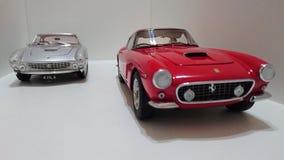 Ferrari 250 Berlinetta SWB i Ferrari 250 Lusso Zdjęcia Royalty Free