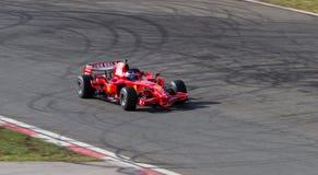 Ferrari Bieżni dni Zdjęcie Stock