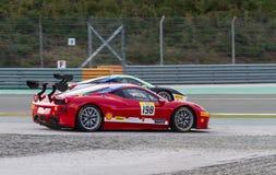 Ferrari Bieżni dni Fotografia Royalty Free