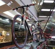 Ferrari bike Stock Image