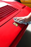 Ferrari bil Royaltyfri Bild