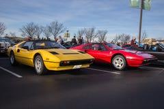 Ferrari 308 Royalty Free Stock Image