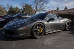 Ferrari Royalty Free Stock Photography