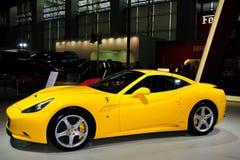 Ferrari Californië 30 Convertibele sportwagen Royalty-vrije Stock Foto