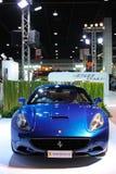 The Ferrari California Royalty Free Stock Photography