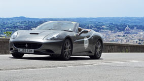 FERRARI California (2009) Royalty Free Stock Photos