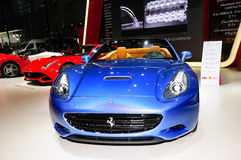 Ferrari California 30 Convertible sports car Stock Photography