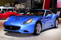 Ferrari California 30 sports car Royalty Free Stock Photo