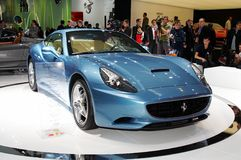 Ferrari California Stock Image