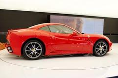 Ferrari California Fotografie Stock Libere da Diritti