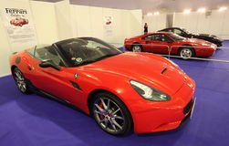 Ferrari California Royalty Free Stock Image