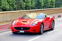 Ferrari California Stock Images