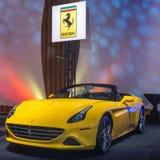 Ferrari California T Immagine Stock