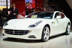 Ferrari California T, Motor Show Geneve 2015. Stock Images