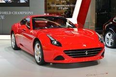 Ferrari California T sports car Royalty Free Stock Image
