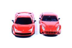 Ferrari carrs Stock Photos