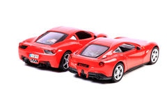 Ferrari carrs Royalty Free Stock Photos