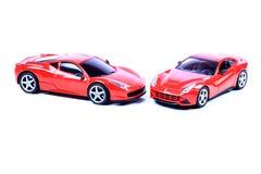 Ferrari carrs Royalty Free Stock Photography