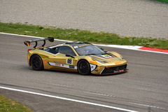 Ferrari Challenge Pirelli Trophy 2015 at Monza Stock Photo
