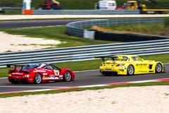 Ferrari 458 Challenge Royalty Free Stock Photo