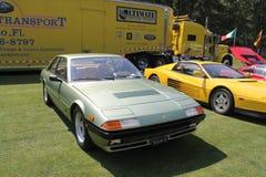 Ferrari clásico se divierte el tourer magnífico Imagen de archivo libre de regalías