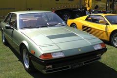 Ferrari clásico se divierte el tourer magnífico Fotografía de archivo