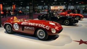 Ferrari collection Stock Photography