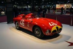 Ferrari collection Stock Photos